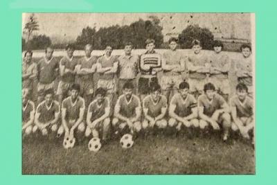 O futbalových kluboch Rožňava a Lubeník v sezóne 1987 – 1988