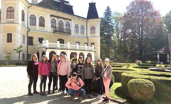 Návšteva priateľov z poľských Ledzín v našom regióne