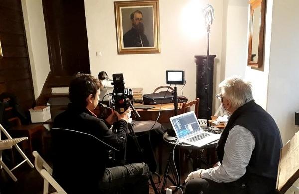 Tvorcovia filmu o Prvom slovenskom gymnáziu využili tentoraz dokumenty z expozície a archívu múzea