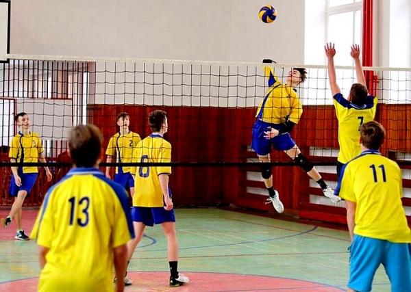 Regionálne kolo vo volejbale vyhrali chlapci zo ZŠ J. A. Komenského
