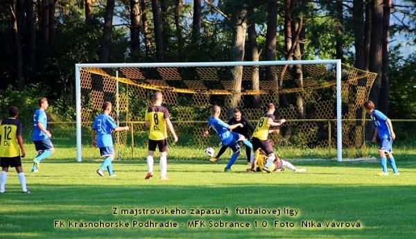Ani tridsaťtri gólov druhého kola neprialo všetkým mužstvám 6. futbalovej ligy