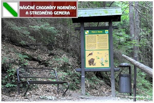 Náučný chodník Dobšinská ľadová jaskyňa