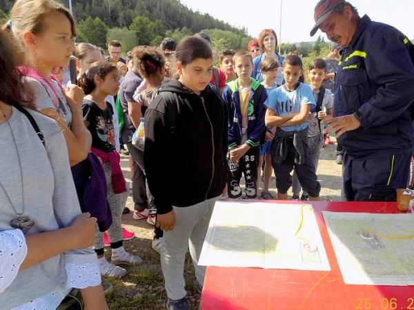 Branno - účelové cvičenie pre žiakov ZŠ s MŠ v Jelšave
