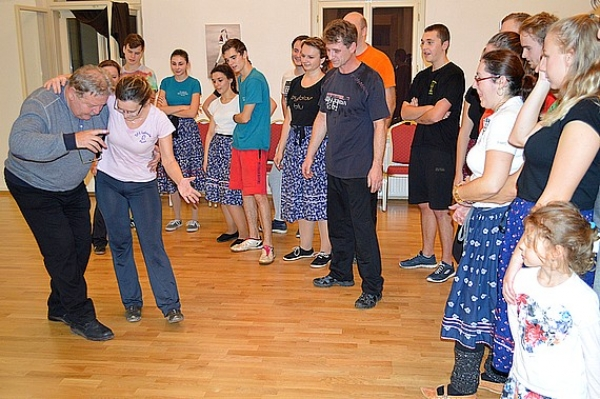 V Dome tradičnej kultúry Gemera v Rožňave sa opäť tancovalo