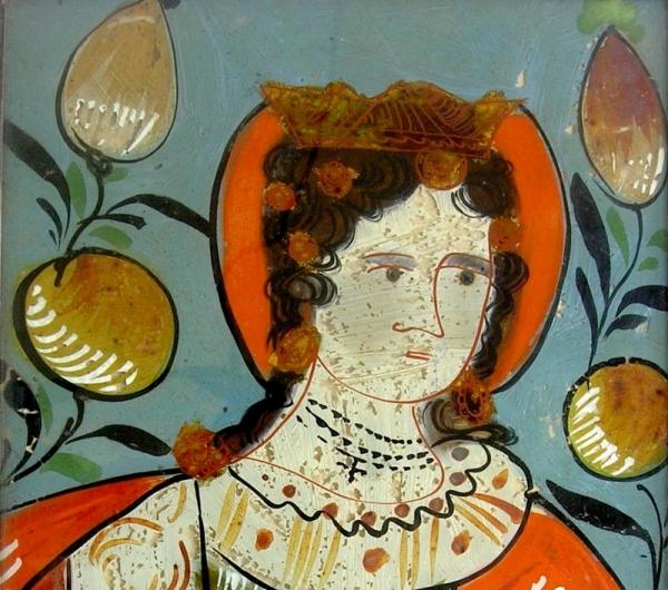 Maľby na skle – predmet mesiaca január 2019 v Gemersko-malohontskom múzeu
