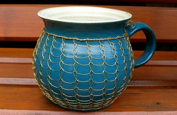 V Dome tradičnej kultúry Gemera sa naučíte drôtovať aj drobný keramický riad