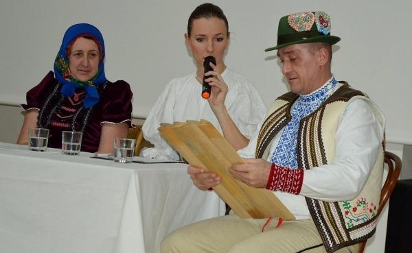 Zvyky a obyčaje počas pôstu s folklórnym súborom Dubina