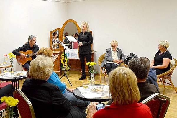 Pani Edita Kušnierová, prvý hosť z trojice rozhovorov Medailónu osobností Gemera