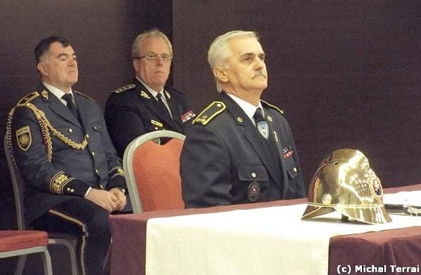 Najvyššie vyznamenanie DPO SR aj Ladislavovi Berkimu z Dobrovoľného hasičského zboru Jelšava