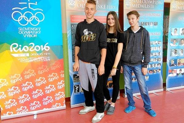 Vedomostná súťaž o Antických olympijských hrách v Revúcej bola vyrovnaná