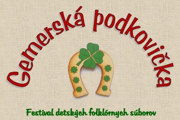 Revúca bude dejiskom festivalu detských folklórnych súborov Gemerská podkovička 2016