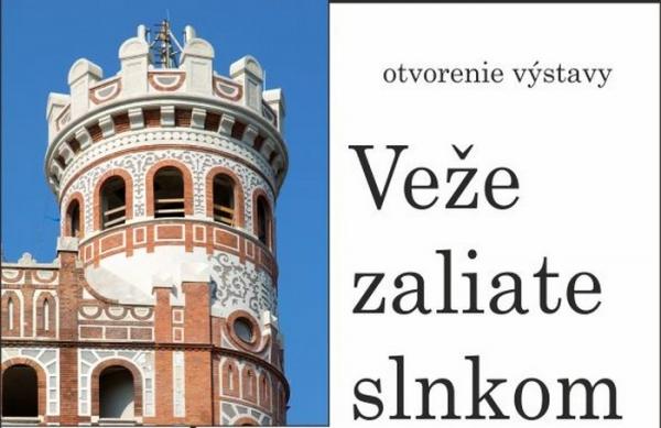 Veže zaliate slnkom - Architektonická tvorba Júliusa Sándyho