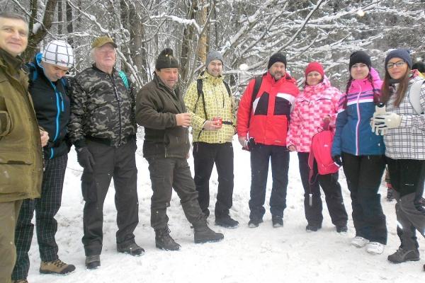 Jubilejný 40. ročník Prechodu Muránskou planinou aj s priateľmi z družobného mesta Fryšták