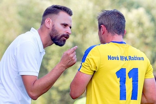 Rožňavskí futbalisti postupne spoznávajú súperov i hru v tretej lige