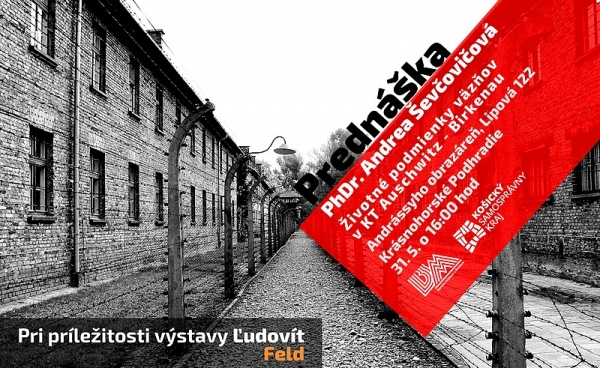 V Andrássyho obrazárni si pripomenú obete holokaustu