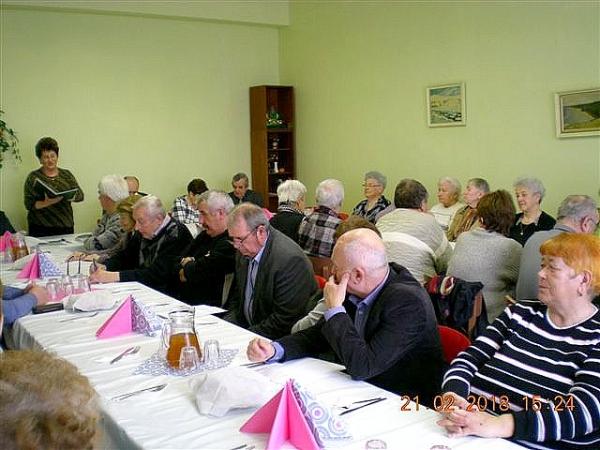 Uplynulé volebné obdobie zhodnotili aj seniori ZO JDS v Revúckej Lehote