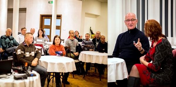 Príjemné (motivačné) stretnutie s Jozefom Banášom