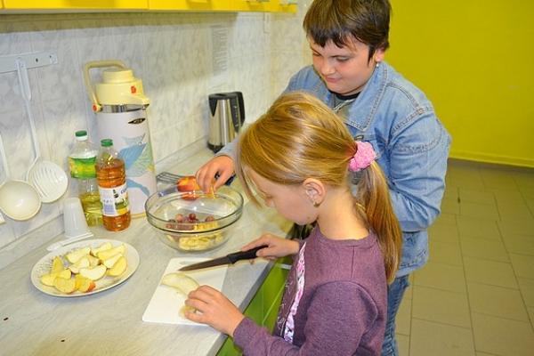 V Základnej škole Ivana Branislava Zocha v Revúcej voňalo ovocím a zeleninou