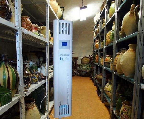 Gemersko-malohontské múzeum v Rimavskej Sobote opäť skvalitnilo podmienky uloženia zbierkových predmetov