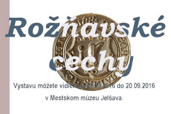 Siedma repríza výstavy Rožňavské cechy vJelšave
