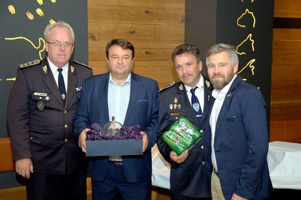 Dobrovoľní hasiči z Jelšavy a Rimavskej Soboty získali vzácne ocenenie