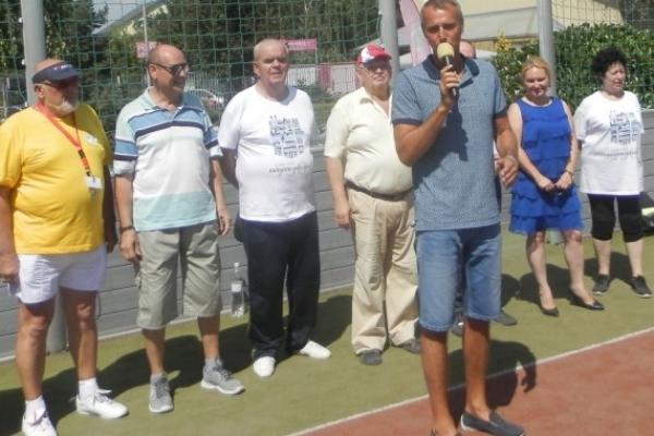 Medzinárodný šport seniorov Košice 2017
