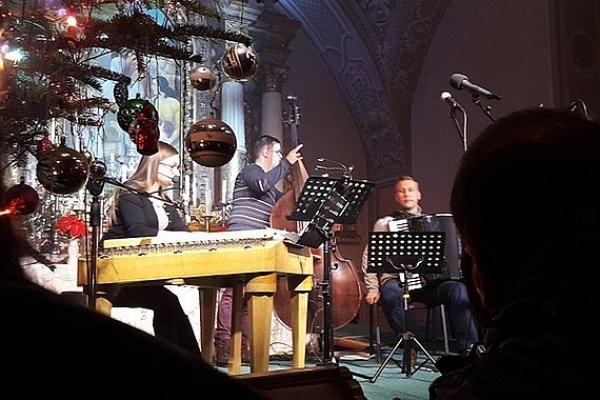 Piaty trojkráľový benefičný koncert v Gemerskej Polome s teplom úprimných a štedrých sŕdc plných lásky