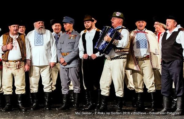 Dvadsiaty štvrtý ročník zimného festivalu zvykov a obyčají Gemera a sto rokov od ukončenia prvej svetovej vojny