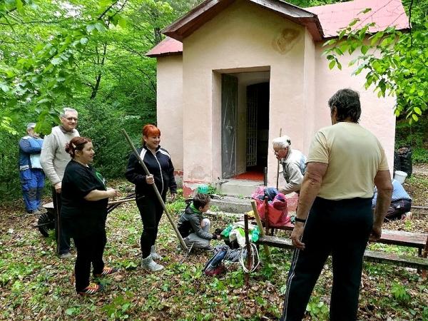 Banícka kaplnka v Železníku sa prebúdza k životu
