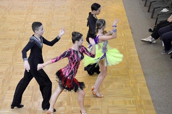 Lea aTomáš z Revúcej úspešní vČeskej republike O Cenu Dance Studia Starlight, Spytihněv uZlína