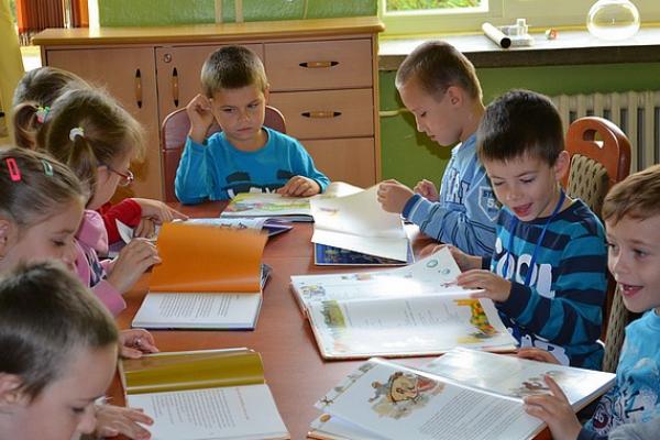 Medzinárodný deň školských knižníc v Základnej škole Ivana Branislava Zocha