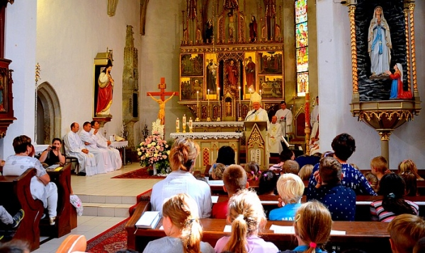 Zocháči dostali požehnanie od biskupa