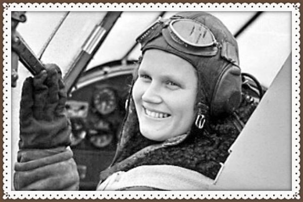 Mária Bratrychová-Pavlíková - prvá pilotka lietadiel z Gemera