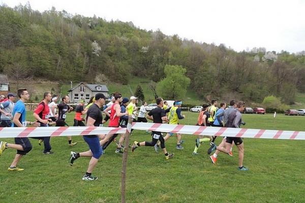 Jarný beh na Dlhej Lúke vyhral vlaňajší víťaz Tomáš Kubej v novom traťovom rekorde