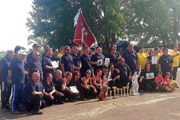 Na medzinárodnú súťaž v maďarskej obci Abasár dostali pozvanie aj dobrovoľní hasiči z Držkoviec