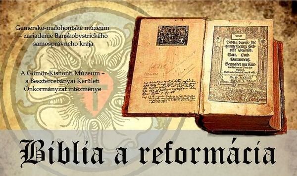 Biblia a reformácia
