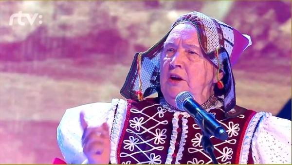 Piesne pani Márie Brdárskej - Janoške aj v relácii Zem spieva mali ozdravujúce účinky