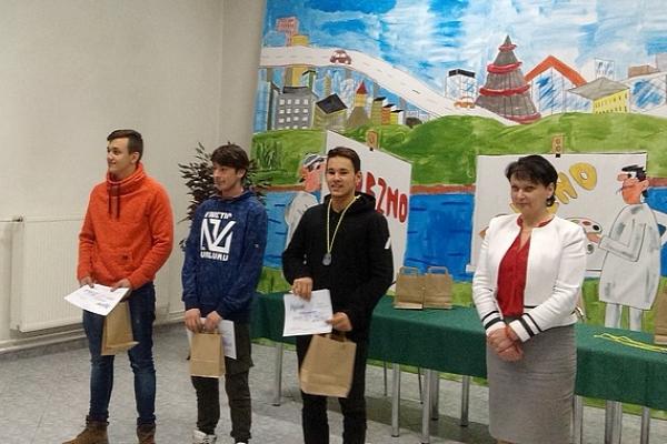 Žiaci SOŠ z Revúcej zopakovali prvenstvo vkrajskej súťaži technickej tvorivosti ZENIT