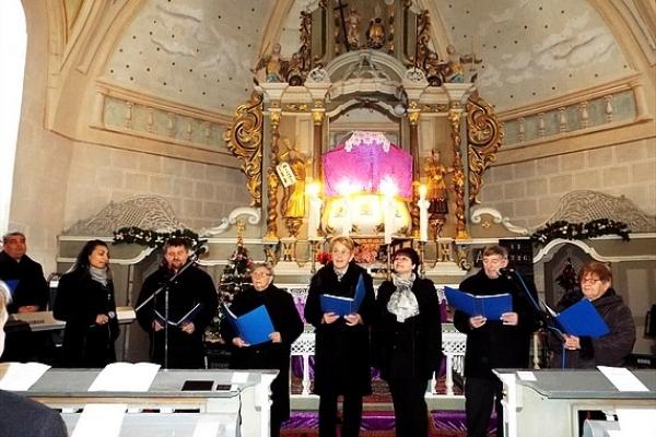 V Evanjelickom kostole v Rochovciach sa uskutočnil šestnásty ročník programu Vianočné pastorále