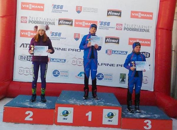 Viessmann pohár v zimnom biatlone žiakov mal 3. kolo