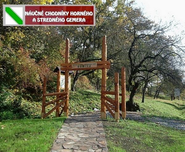 Náučný chodník Domica a okolie