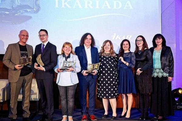 Zlaté knihy za rok 2018 pre úspešných slovenských spisovateľov