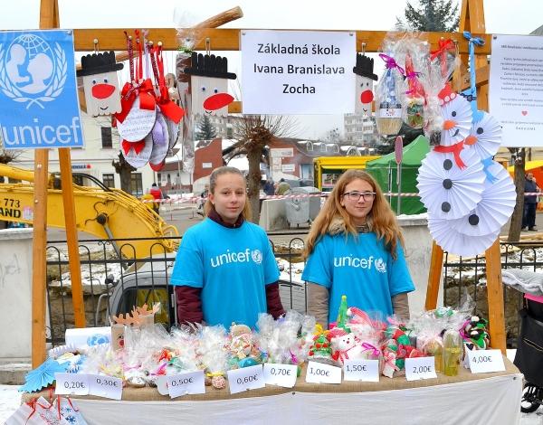 Zocháči sa rozhodli pomôcť prostredníctvom UNICEF deťom v krajinách s humanitárnou krízou