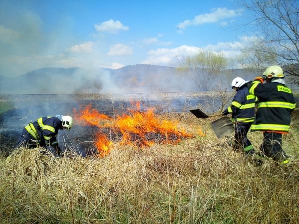 Dobrovoľný hasičský zbor mesta Jelšava eviduje za vlaňajšok vyše tridsať zásahov