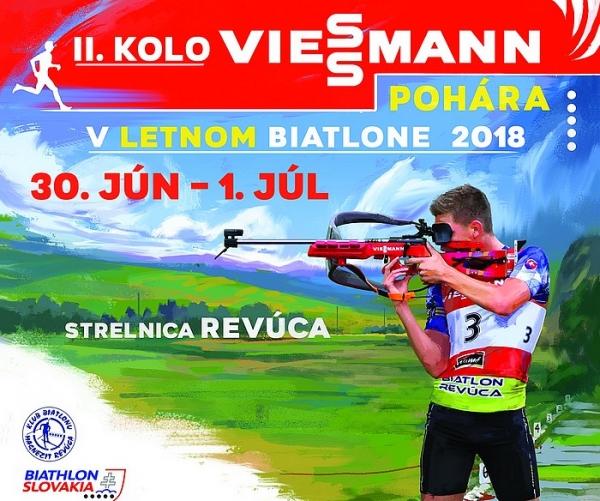 Slovenský biatlon sa na víkend presťahuje do Revúcej