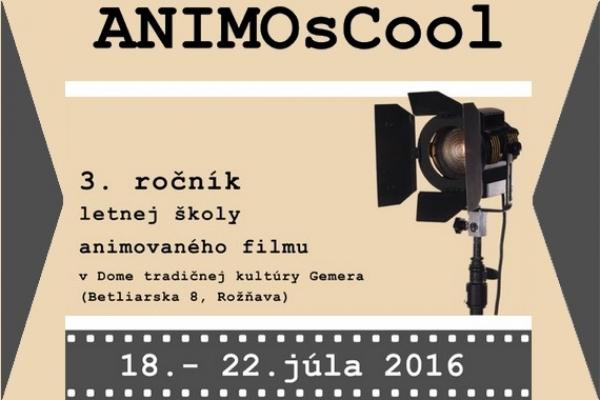Začne 3. ročník letnej filmovej školy zameraný na animáciu