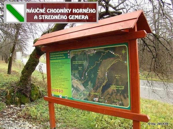 Náučný prieskumný chodník Zelená hranica