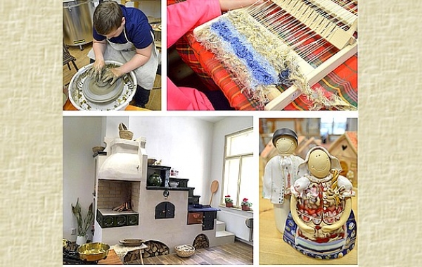 Gemerské osvetové stredisko v Rožňave pre deti opäť organizuje v Dome tradičnej kultúry Gemera letné remeselnícke tábory
