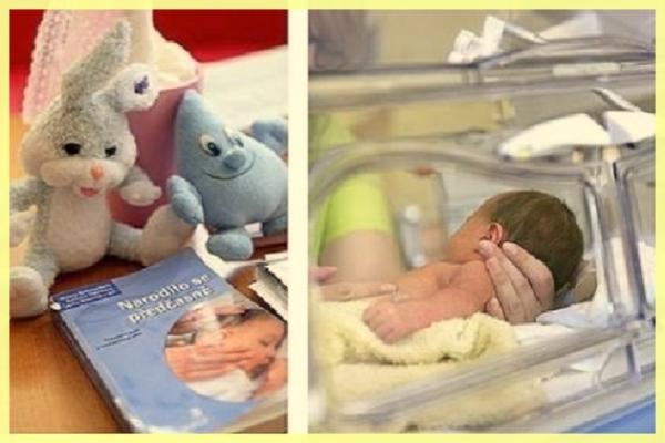 """Putovná výstava o predčasne narodených deťoch pod názvom """"Narodil sa bojovník!"""""""