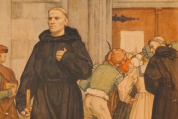 """Výstava """"500 rokov reformácie (1517-2017)"""" v priestoroch Gemersko-malohontského múzea v Rimavskej Sobote"""